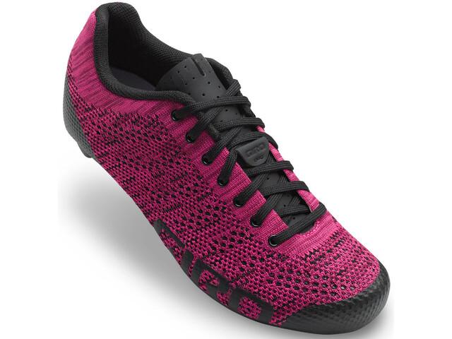 Giro Empire E70 Knit Sko Damer, berry/bright pink